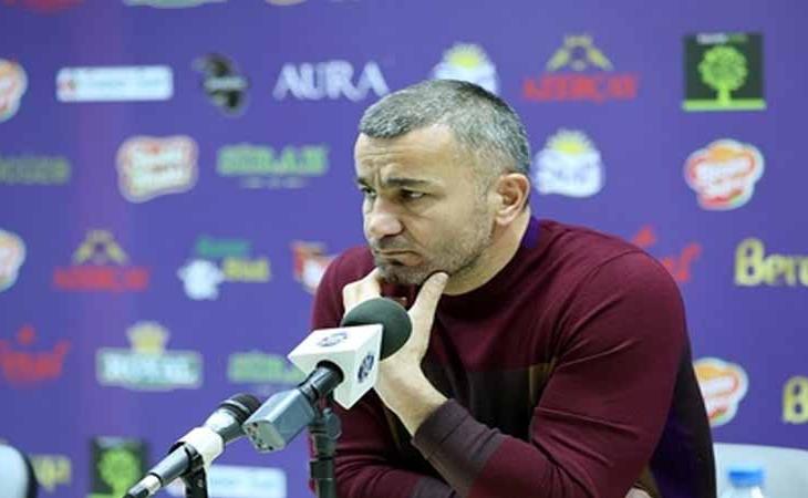 "Qurban Qurbanov: ""Qarabağ""da psixoloji gərginlik var"""
