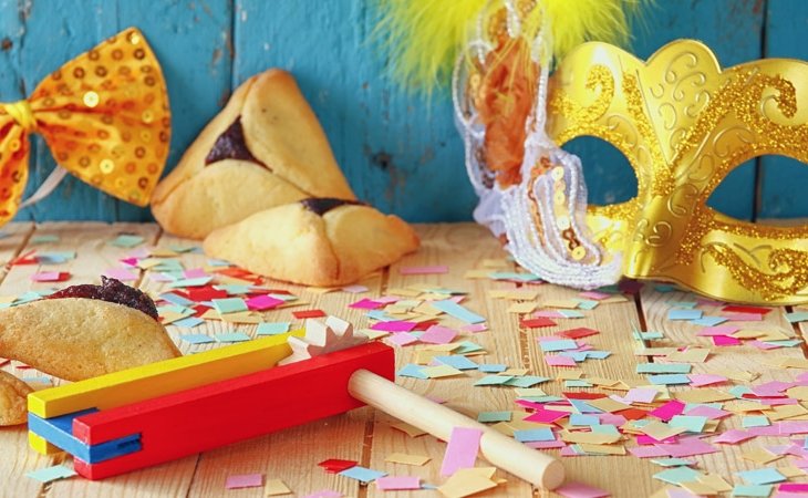 Purim müqəddəs adət-ənənələrlə sıx əlaqəli bir bayramdir.