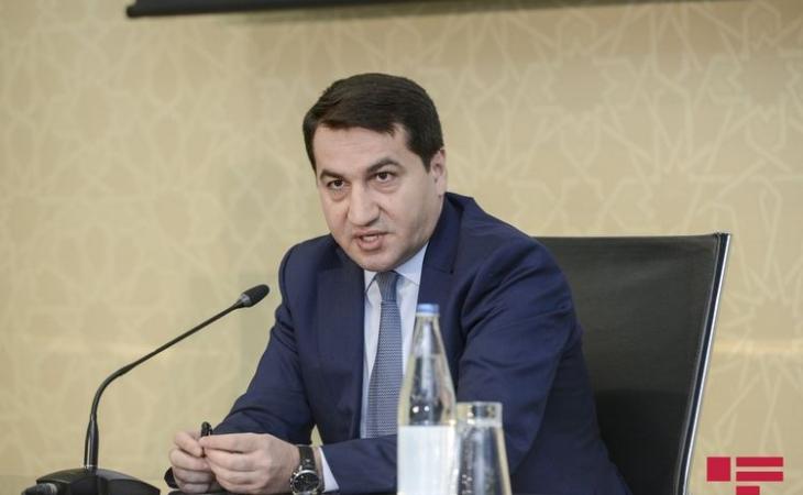 Prezidentin köməkçisi Azərbaycan-Rusiya sərhədində baş vermiş hadisəyə münasibət bildirib