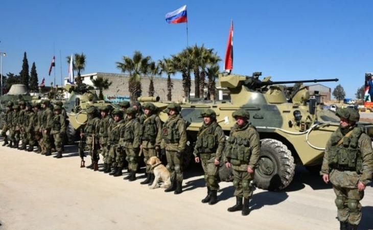 Suriyada Rusiya və Türkiyə hərbçilərinin birgə patrul apardığı yolda partlayış olub