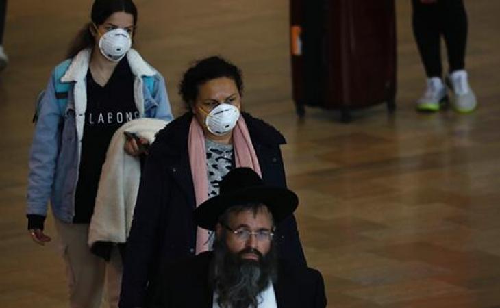 İsraildə yeni koronavirusa yoluxanlarin sayı 100-ə yaxınlaşdı