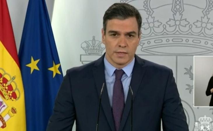İspaniyanın Baş Naziri: Karantin 450 min nəfərin xilas edilməsinə kömək olub