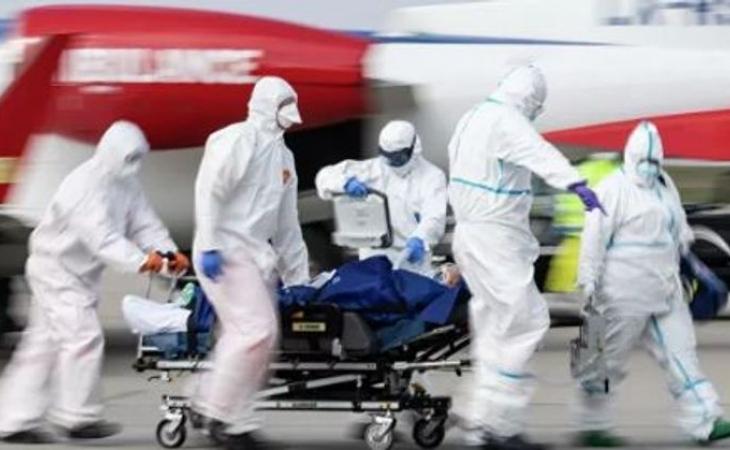 Almaniyada son sutkada koronavirusdan 10 nəfər ölüb