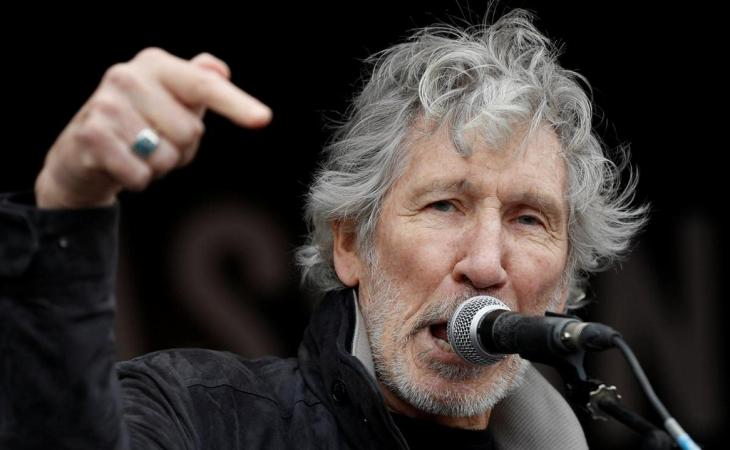 Pink Floyd qurucusu antisemit açıqlamalara görə üzr istəyir