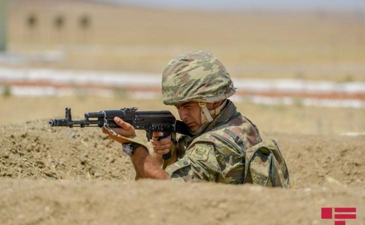 Ermənistan silahlı qüvvələri atəşkəsi 69 dəfə pozub