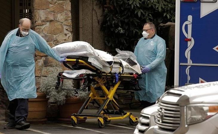 Meksikada sutka üzrə rekord sayda koronavirusa yoluxma qeydə alınıb