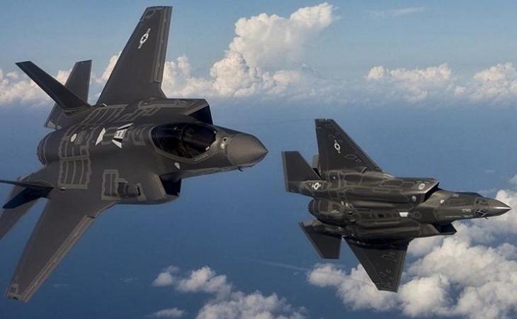 """ABŞ Yaponiyaya 105 ədəd """"F-35"""" qırıcıları satacaq"""