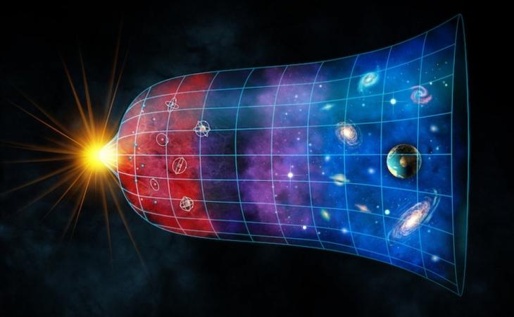 Astrofiziklər kainatın 13,8 milyard yaşı olduğunu təsdiq edib