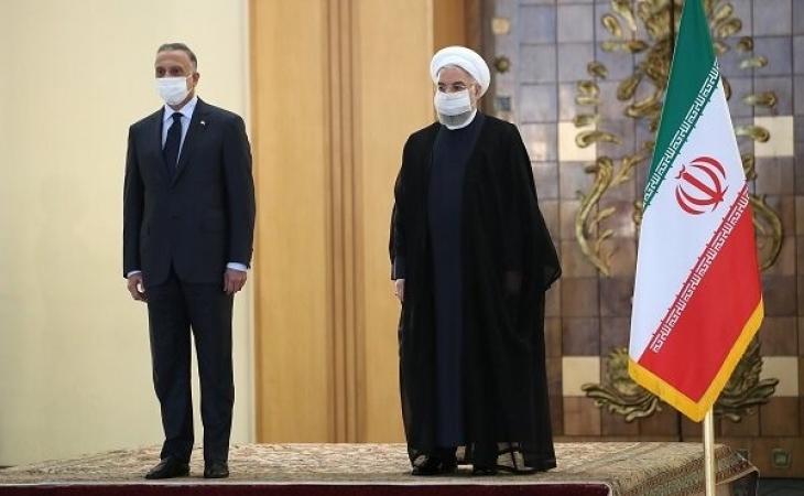 İraqın Tehrandakı baş naziri İranın İraq işlərinə müdaxiləsinə qarşı çıxır