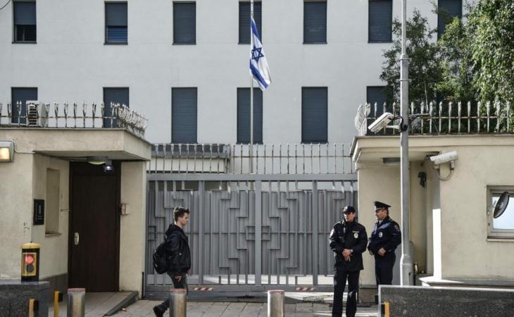 İsrailin Moskvadakı səfirliyinin konsulluq bölməsi işini bərpa edir