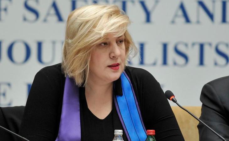AŞ İnsan Hüquqları üzrə Komissarı Avropada antisemitizmin artmasından narahatdır