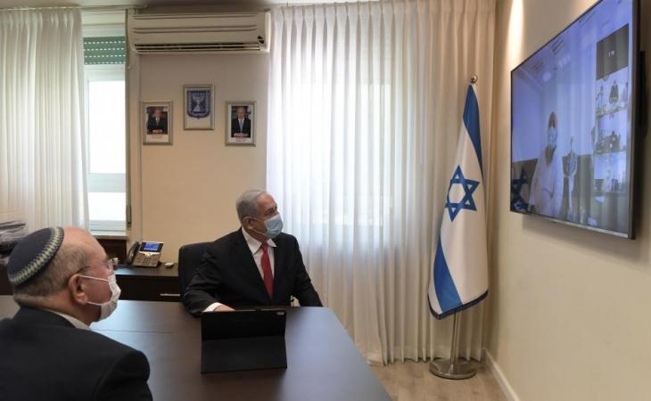 İsrail koronavirusa qarşı peyvənd hazırlayıb