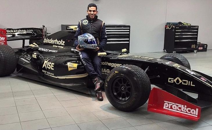 İsrailli sürücü Formula 1 İspaniya Qran Prisində debüt edir
