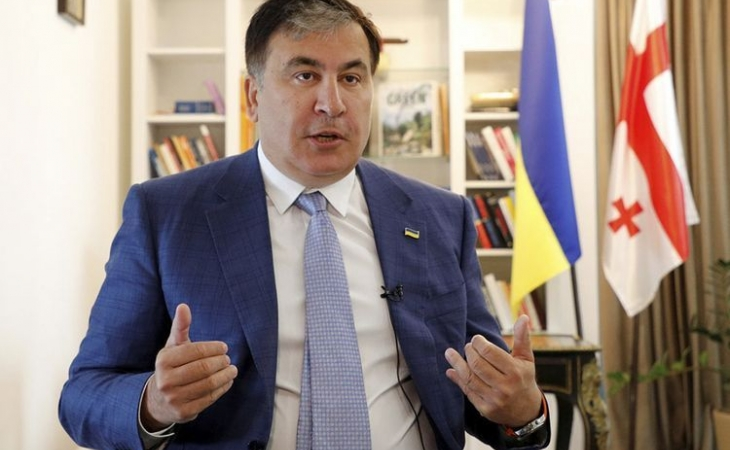 Saakaşvili hakimiyyətə gələcəyi halda Rusiya ilə qarşıdurmaya girməyəcəyini deyib