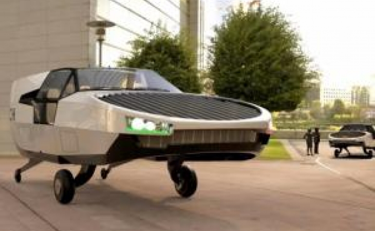 Gələcəyin maşını: İsrail şirkəti uçan avtomobilin prototipini yaratdı
