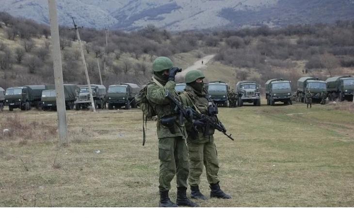 Rusiya paraşütçü-sülhməramlılar Dağlıq Qarabagda
