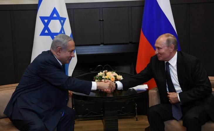 Rus peyvəndi İsraildə istehsal ediləcək