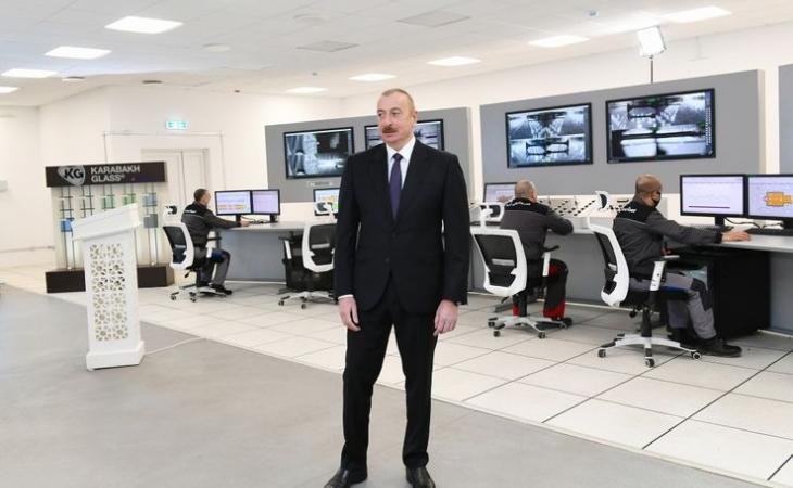 """Dövlət başçısı: """"Bugünkü Azərbaycana investisiyalar daha böyük həcmdə gələcək"""""""