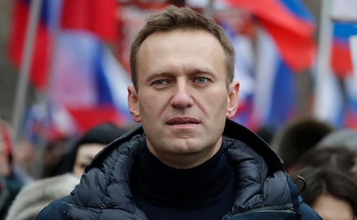 Navalnı 30 sutka həbs edilib