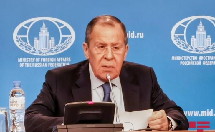 """Lavrov: """"Rusiya Bayden administrasiyasından radikal dəyişikliklər gözləmir"""""""