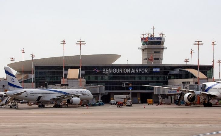 İsrail, Ben Gurion hava limanından Kiyevə uçuşlara icazə verdi