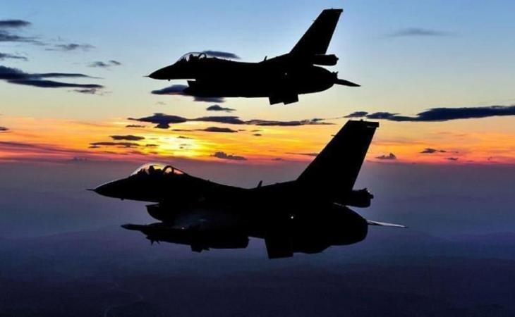 İsrail Hərbi Hava Qüvvələri İranın hərbi anbarlarına zərbələr endirdi