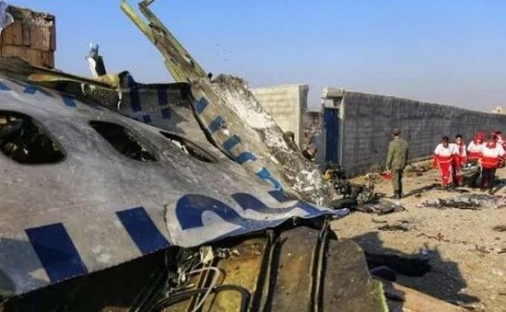 İran Ukrayna təyyarəsinin vurulmasına dair son hesabatı açıqlayıb