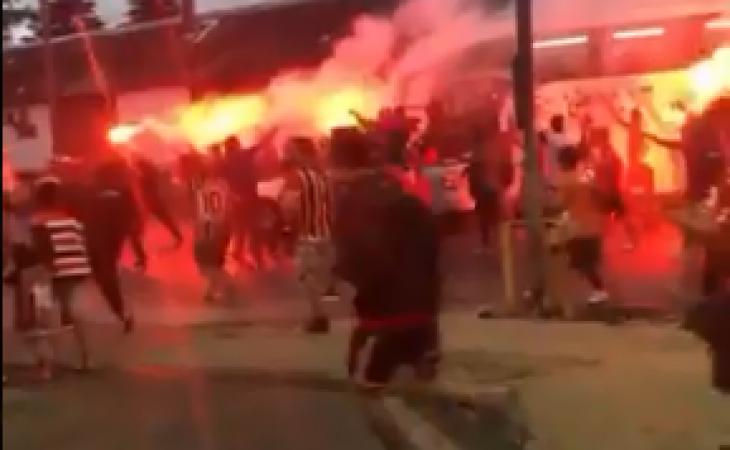 Argentina klubunun azarkeşləri yəhudilərə ölüm şüarları səsləndirdilər