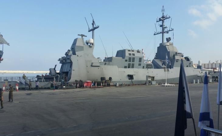 İsrail hərbi donanması yüksək döyüş hazırlığına gətizdirilib