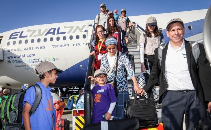 İl ərzində pandemiyaya baxmayaraq, İsrailə 20 mindən çoxrepatriatlar gəlib