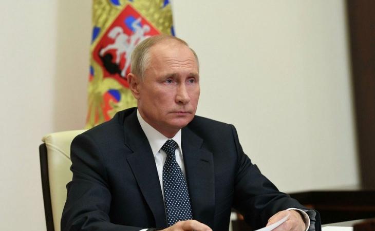 Vladimir Putin təcili GÖSTƏRİŞ VERDİ