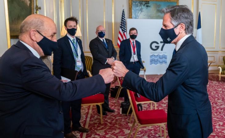 ABŞ və Fransa rəsmiləri İsrail-Fələstin münaqişəsini MÜZAKİRƏ ETDİLƏR