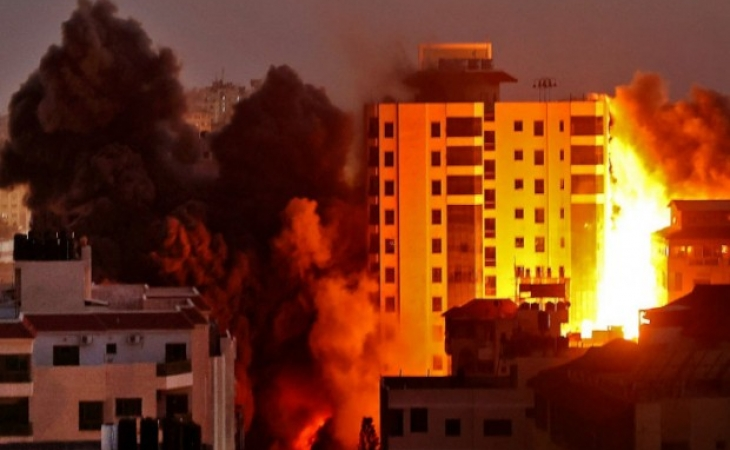 İsrail-Fələstin toqquşması nəticəsində ölənlərin sayı 220-ni keçdi