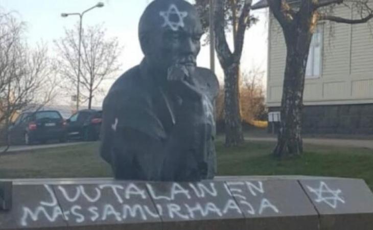 Finlandiya: pandemiya antisemitizmi təhrik edir