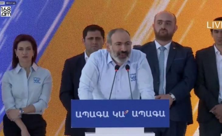 """""""Sən kişi deyilsən"""" - Paşinyandan Koçaryana AĞIR CAVAB - VİDEO"""