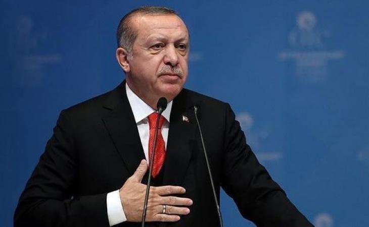 """Ərdoğan: """"Şuşaya ailəvi səfər edəcəyik"""" - VİDEO"""