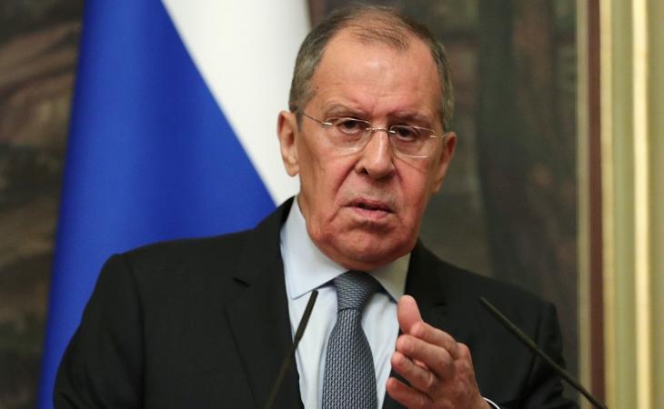 """""""Zəngəzur dəhlizi məsələsinin həlli İransız mümkün deyil"""" - Sergey Lavrov"""