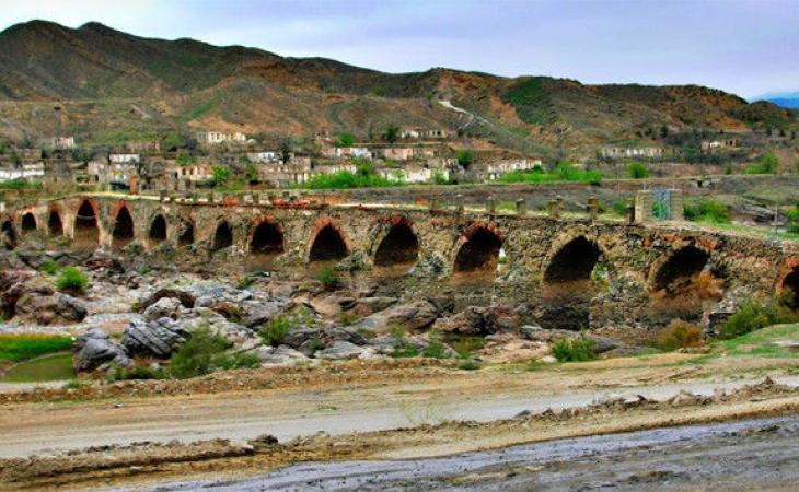 Azərbaycan-İran sərhədində yeni körpü tikiləcək