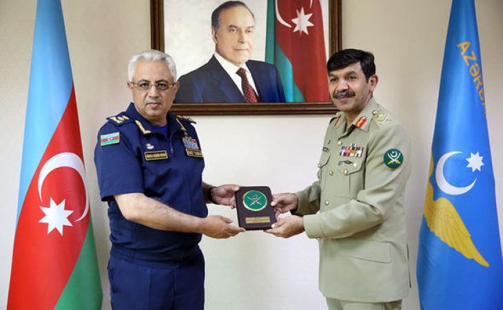 Azərbaycan Pakistanla hərbi aviasiya sahəsində əməkdaşlığı GENİŞLƏNDİRİR