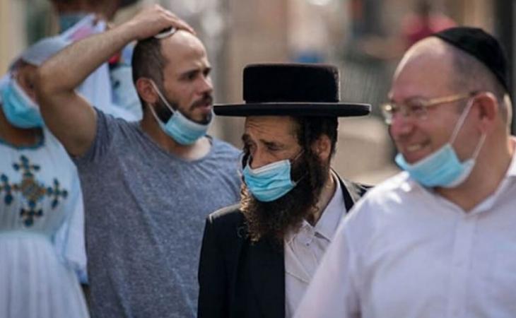 İsraildə bu gündən maska taxmaq tələbi LƏĞV EDİLİR