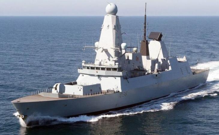Rusiya Britaniya gəmisinə bomba atdı - Qara dənizdə GƏRGİNLİK