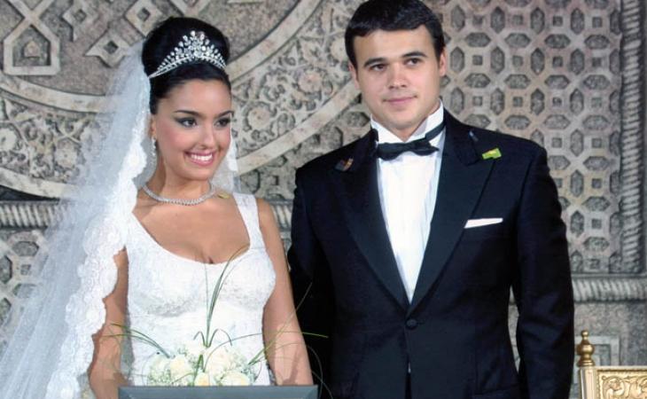 """Emin Ağalarov Leyla Əliyeva ilə boşanmalarından danışdı: """"Bunu atama deyəndə…"""""""