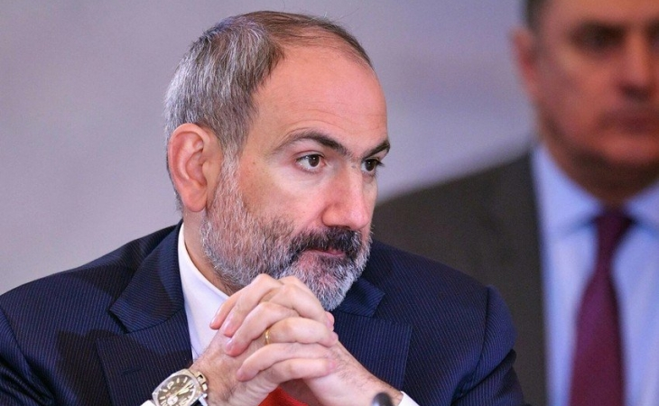 """Paşinyan geri addım atdı: """" Azərbaycanla sülh danışıqlarına hazıram"""""""