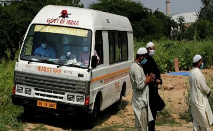 Hindistanda körpünün çökməsi nəticəsində 9 nəfər ölüb