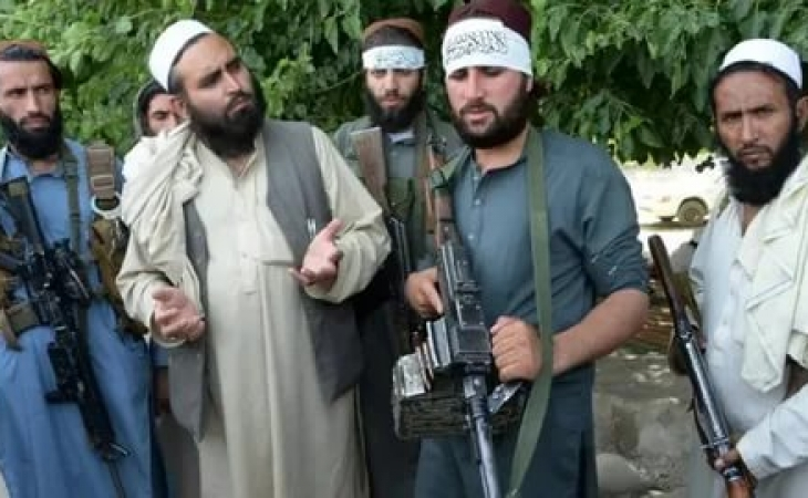 """Taliban: """"İsrail İslam dünyasının bədənində bir şişdir"""""""