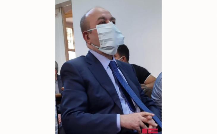 Eldar Həsənovun məhkəməsində ittiham aktı elan olunub -YENİLƏNİB