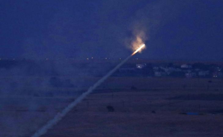 Qəzza zolağından İsrail ərazisi istiqamətində raket atılıb