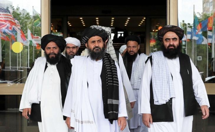 """""""Taliban"""" müqavimət cəbhəsi ilə danışıqlara başlayır"""