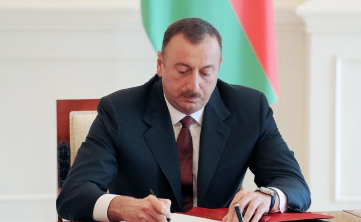 Prezident İlham Əliyev fərman imzalayıb - SİYAHI