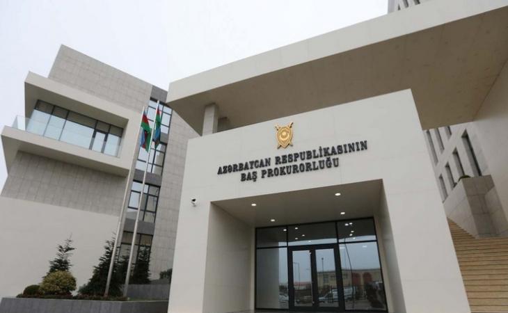 Baş Prokurorluq nəşi tapılan Azərbaycan hərbçisi barədə məlumat yaydı
